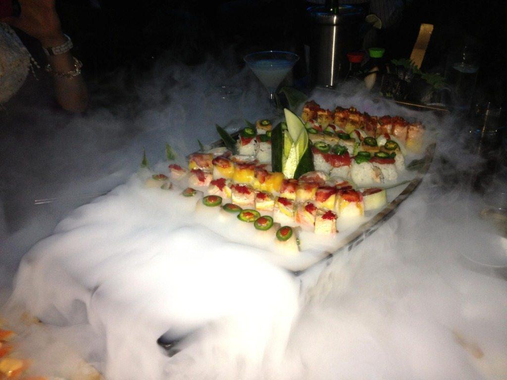 BLUE Sushi – Sushi with a club feel