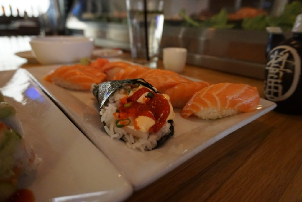 Where is The Best Sushi Roll in Fort Worth?