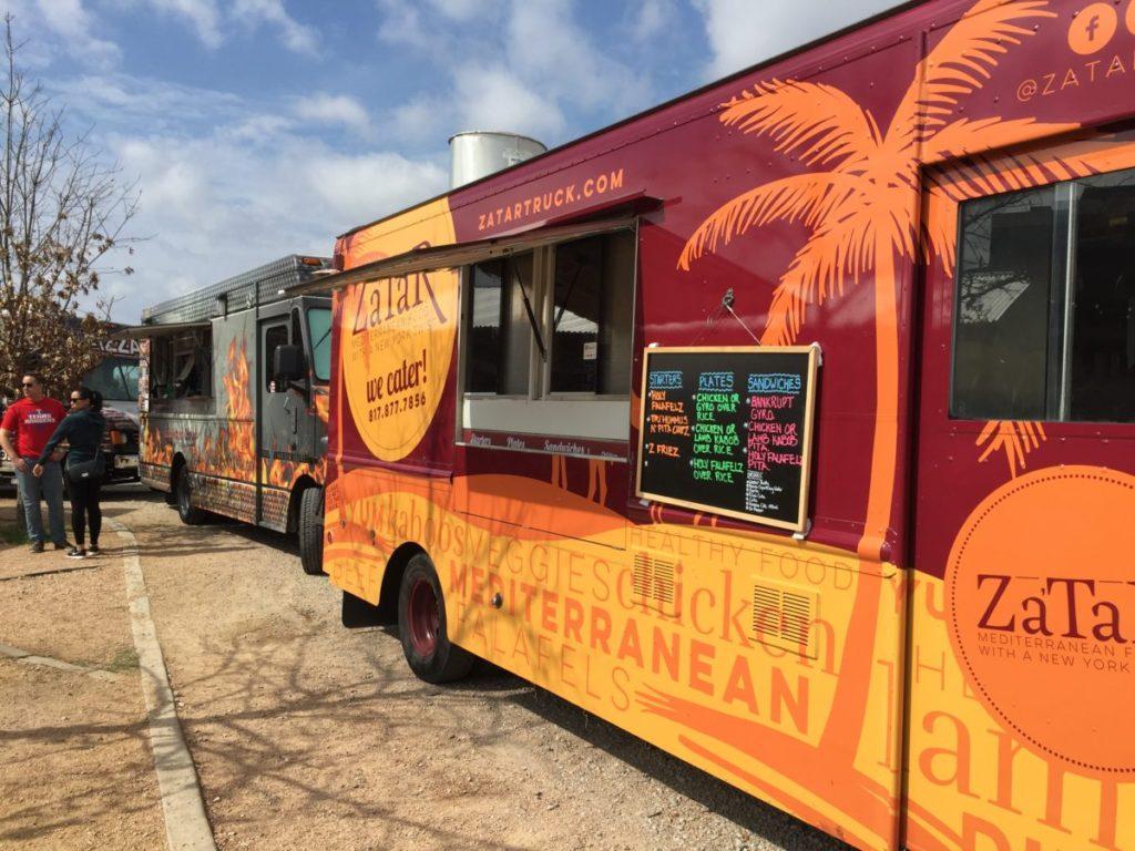 Fort Worth Food Truck Spotlight – ZaTar Mediterranean