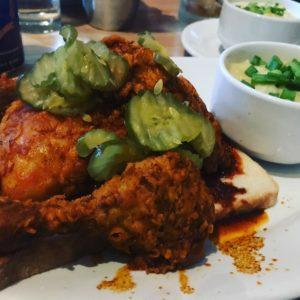 Little Red Wasp fried chicken Fort Worth