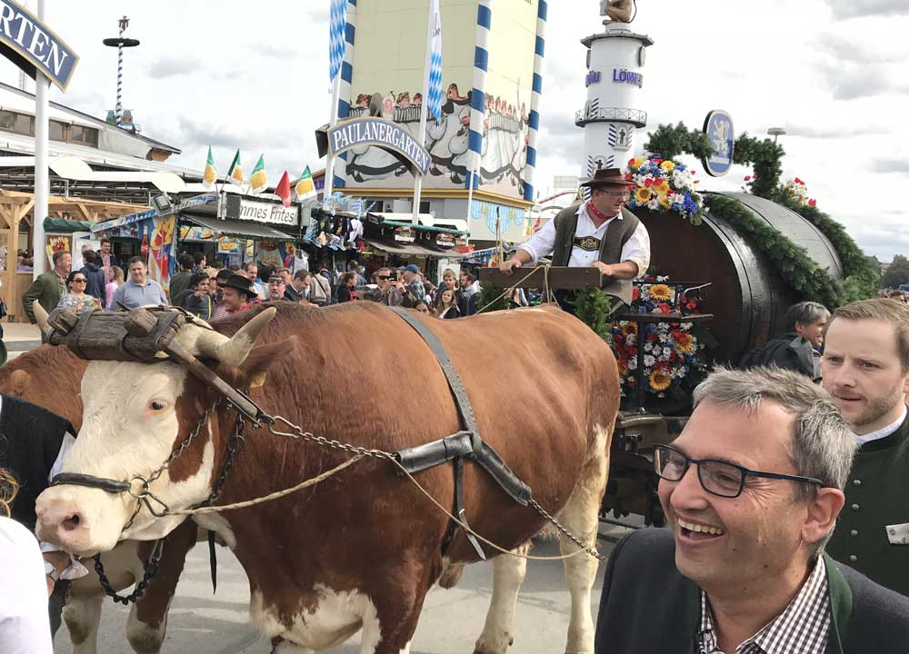 Living a Dream – Oktoberfest 2018