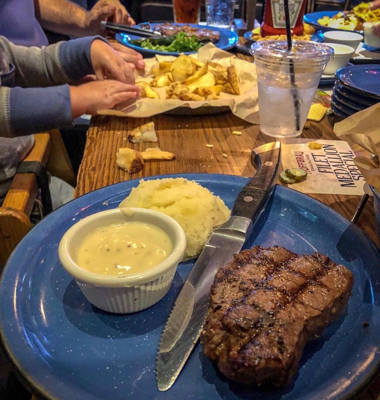 Hoffbrau steakhouse