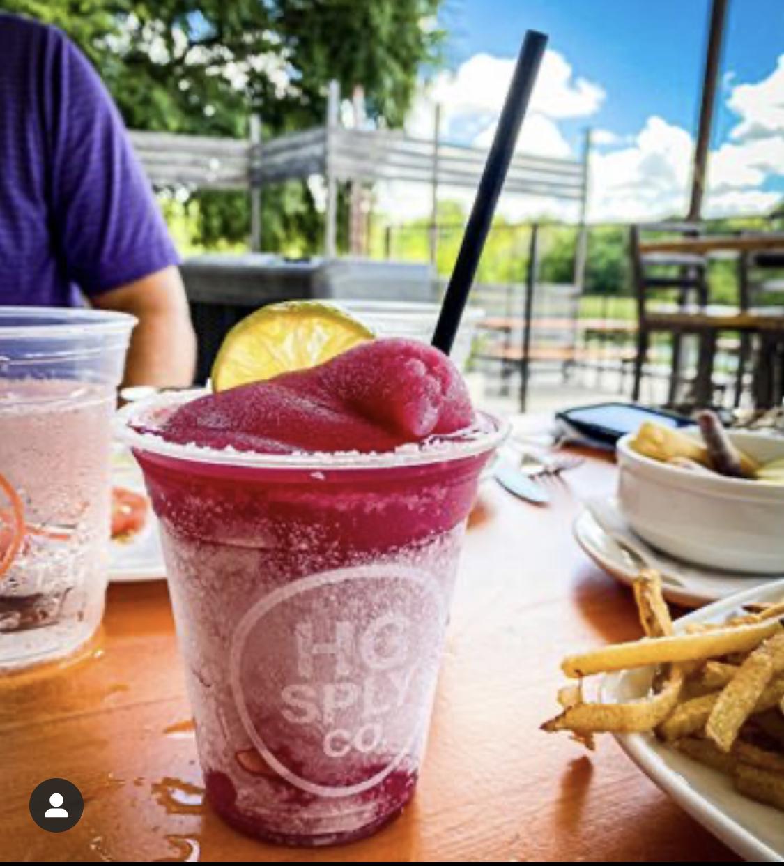 Our (Surprisingly) Favorite Margarita in Funkytown